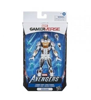 Hasbro Ironman Marvel Legends Series Gamerverse Starboost Armor Iron Man