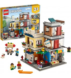 LEGO Creator 3in1 Townhouse Pet Shop n Cafe 31097