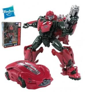 Hasbro Transformers Studio Series Deluxe Bumblebee Movie Cliffjumper