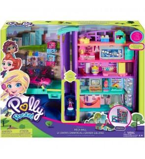 Mattel Polly Pocket Pollyville Mega Mall Girls Fun Original Toys