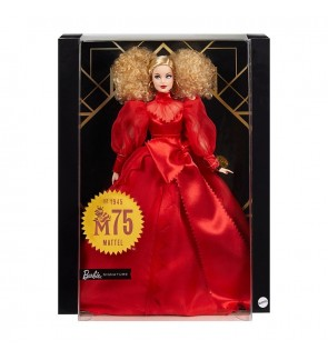 Mattel Barbie Signature 75th Anniversary Barbie Doll Girls Must Have Collections