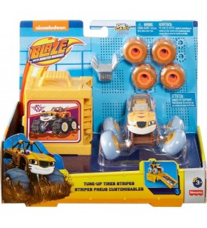 Nickelodeon Blaze and the Monster Machines Tune-Up Tires Stripes (FHV37)
