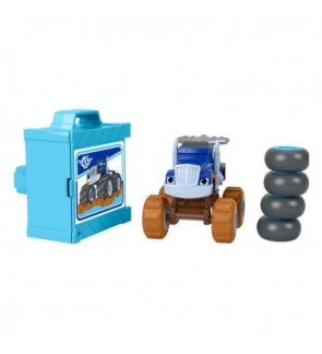 Nickelodeon Blaze and the Monster Machines Tune-Up Tires Crusher (FHV37)