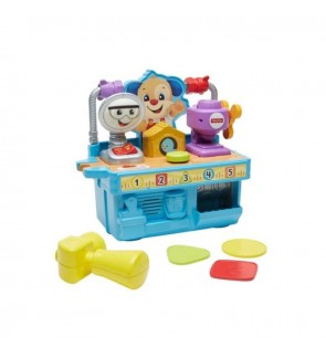 Fisher Price Laugh & Learn Busy Learning Tool Bench Suitable For 6 Months and Above