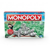 Hasbro Classic Monopoly Game Family Board Game for 2 to 6 Players