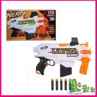 Hasbro Nerf Ultra Amp Motorized Blaster Toys For Boys Outdoor Fun Activities