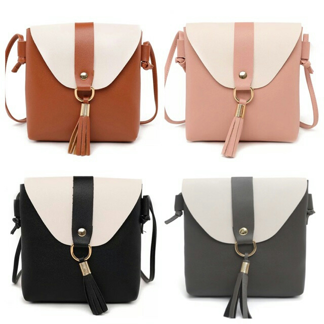 Tassel Fringe Ladies Sling Bag