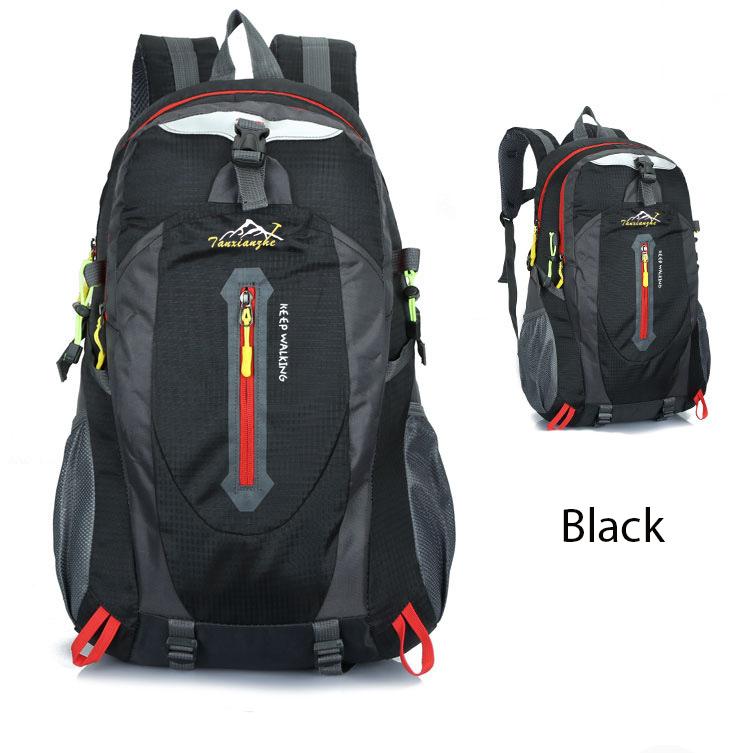 40L Neon Edition Waterproof Hiking Backpack